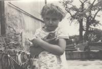 pamětníkův syn Antonín Bořek - Dohalský v Lysé nad Labem