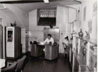Josef Koutecký na pracovišti v nemocnici