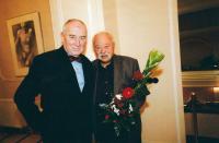 s Oldřichem Kulhánkem, cca 2000