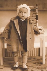 Josef Koutecký, 1932