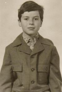 Son Karel, Děčín 1976