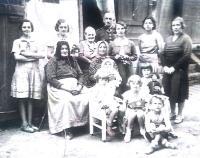 Jako kluk s rodinou v Košicích, 30. léta