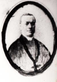 Biskup Jan Zwerger, který pečoval o kongregaci Školských sester sv. Františka