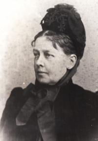 Hraběnka Ludvika Lobkowiczová, zasloužila se o zřízení české provincie Školských sester sv. Františka