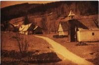 Zaniklá obec Hraničky(Gränzdorf)