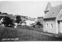 Zaniklá obec Hraničky(Gränzdorf),