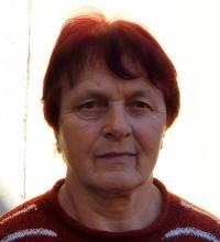 Erika Bednarská v roce 2017