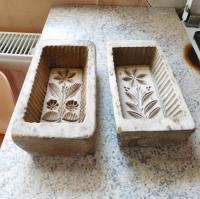 Formy na máslo rodiny Schlegelovy z Hraniček