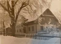 Rodný dům matky na Rejvízu