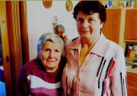 Sestry Elvíra a Erika