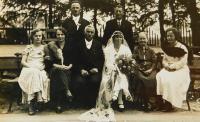 Svatba rodičů na Rejvízu