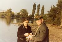 Pamětníkovi rodiče, rok 1979