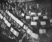 2. 5. 1956 v SOČRu (dirigent Alois Klíma)