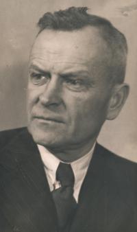 Bohumil Malotín, 1945