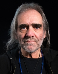 Vlastislav Matoušek in 2018