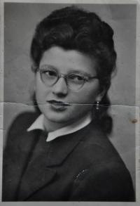 Irena Ondruchová / 1948