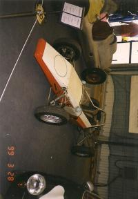 9. c Formule IV. -soukromé muzeum Václava Bečváře