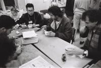 stávka DAMU, listopad 1989