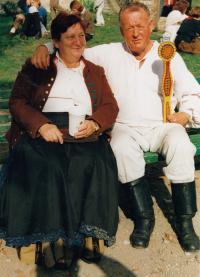 1999, Křivoklát, plnění manských povinností obce Hudlice