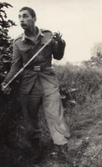 Vojenská služba, 1961