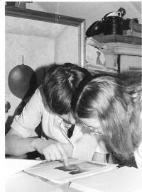 Printing the work of Ladislav Klíma
