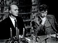 Stanislav Gross a Jan Macháček