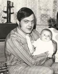 René Matoušek in 1976