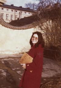 Před Sovovými mlýny (70. léta)