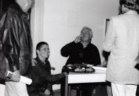 S Martinem Walserem (cca 1999)