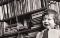 Věra Tydlitátová, 1962