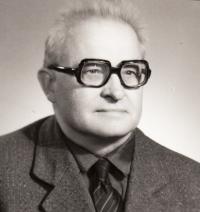 Miloslav Šmíd, otec Věry Tydlitátové