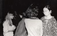Vernisáž, Sedlec u Kutné hory, 1982