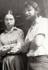 Manželé Tydlitátovi, 1982