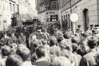 Praha, 1969