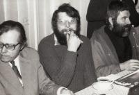 Jan Tydlitát, Jiří Štorek, 23. 1. 1983