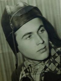 Fotis Bulguris v roce 1952