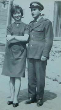 Manželé Irini a Fotis Bulgurisovi