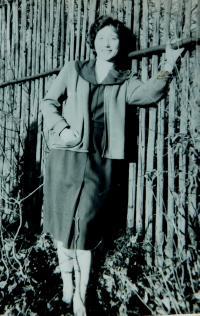 Manželka Irini Bulguris