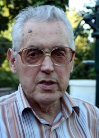 František Šedivý v roce 2013