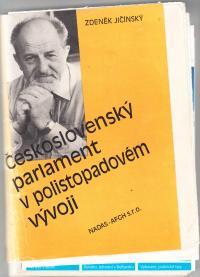 publication of Zdenek JIcinsky