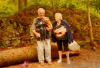 Manželé František a Veronika Mrázovi