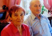 Manželé Elefteria a Andreas Vlachopulosovi