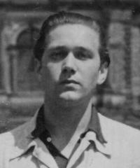 Vladimír Janoušek dobové foto