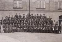 Vojenský dechový orchestr; 1948
