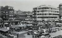 Masarykovo náměstí v Ostravě / 40. léta