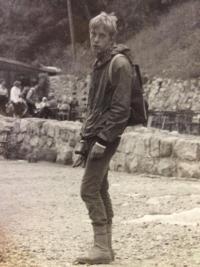 Tomáš Šponar, Tatry, 1985
