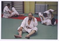 Vladimír Lorenz na tréninku