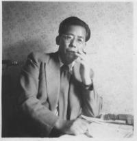 Kitayama s doutníkem