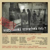 pozvánka na výstavu Nostalgická Vzpomínka vol. 3