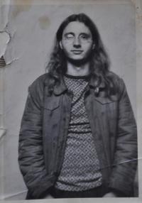 Jan Král / asi 1984